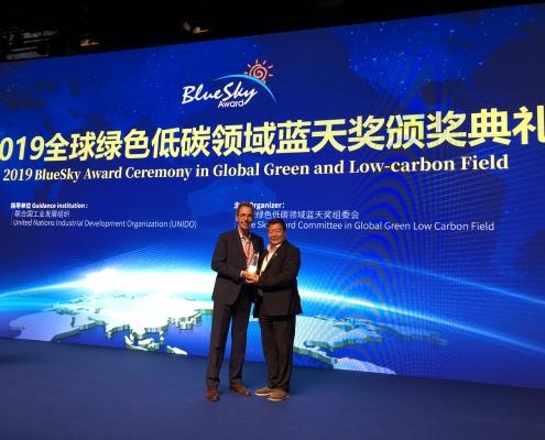 Stephan Kohler Blue Sky Award 2019