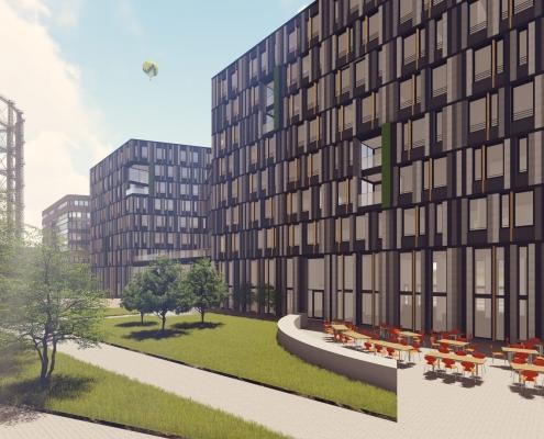 Euref Campus 23-24 ( ⓒ EUREF AG)