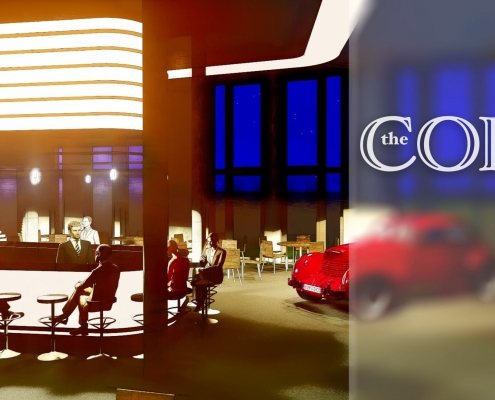 The Cord (Rendering, ⓒ EUREF AG)