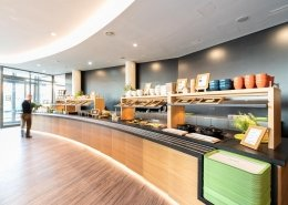 Eröffnung Grüns Restaurant (© EUREF AG / Andreas Schwarz)
