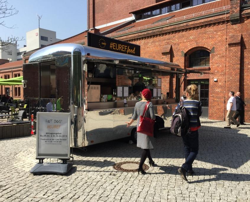 Foodtruck ( ⓒ EUREF AG)