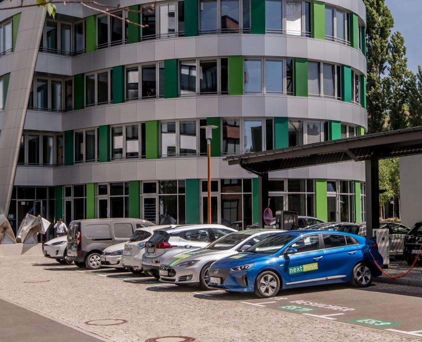 EUREF Mobility (© EUREF AG / Christian Kruppa)
