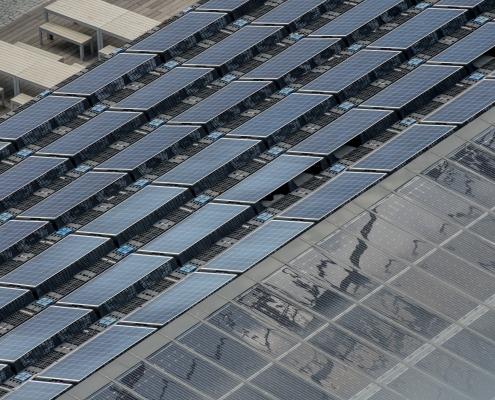 EUREF Energiekonzept (© EUREF AG / Christian Kruppa)