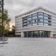 EUREF-Campus Neubau (© EUREF AG / Andreas_Schwarz)
