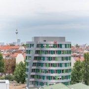 EUREF-Campus Neubau (© EUREF AG / Andreas Schwarz)