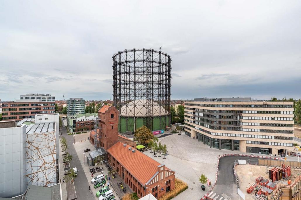 EUREF-Campus (© EUREF AG / Andreas Schwarz)