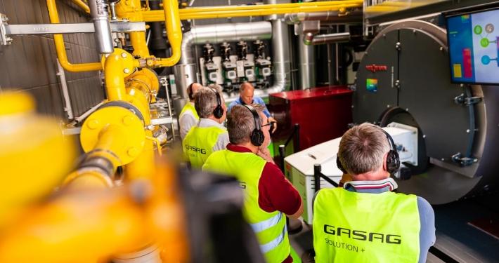 EUREF Energiewerkstatt (© EUREF AG / Andreas Schwarz)