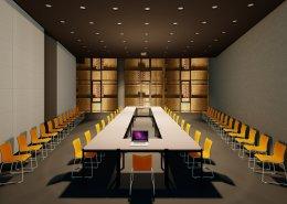 Rendering Meetingraum ©EUREF-Consulting