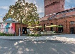 Café im Wasserturm (© Andreas_Schwarz / EUREF AG)