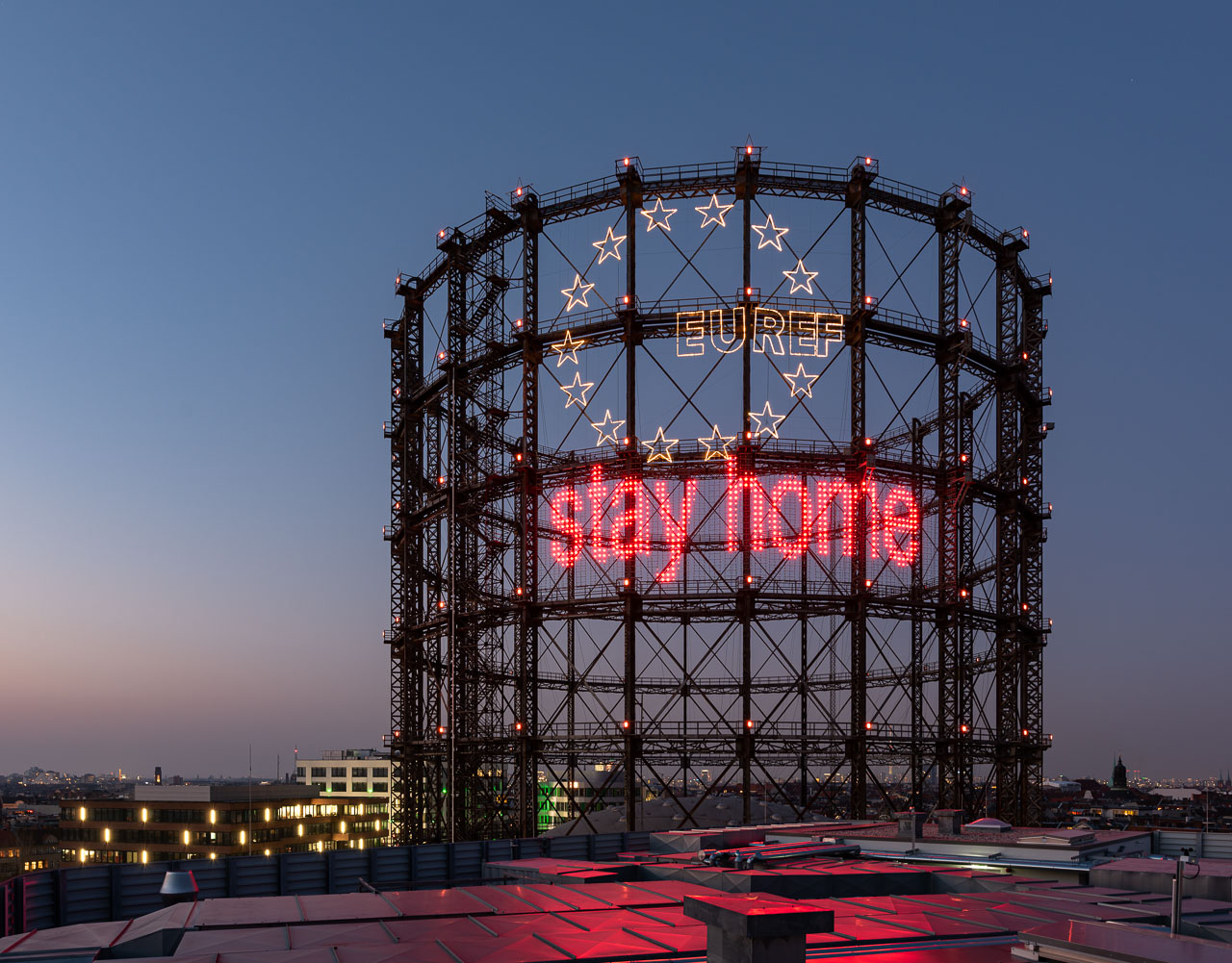 Stay Home © Andreas Schwarz / EUREF AG
