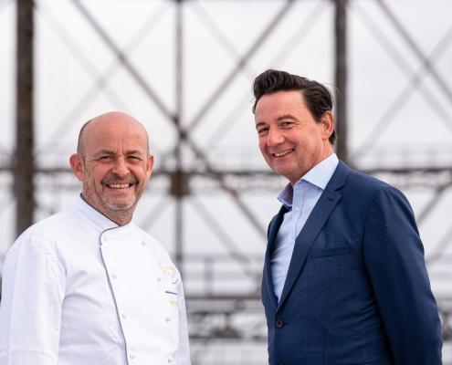 The CORD Restaurantleiter © EUREF AG /Andreas_Schwarz