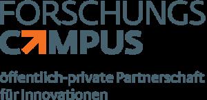 FörderinitiativeForschungscampus Logo © FörderinitiativeForschungscampus