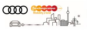 FCM2G Audi Kooperation (© Mobility2Grid e.V.)