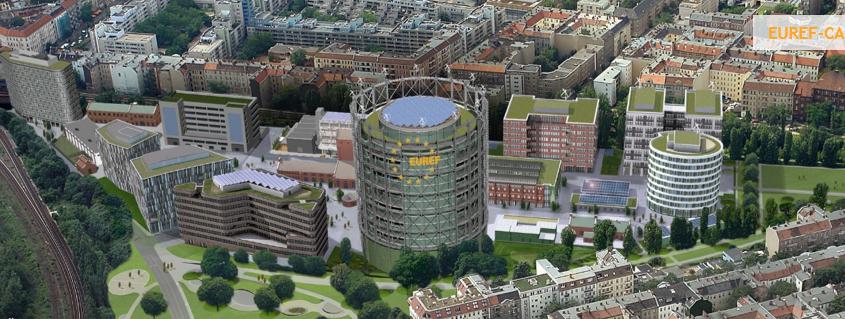EUREF-Campus Berlin © EUREF AG