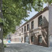 Magazingebäude © EUREF AG / Ken Wagner