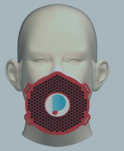 Maske PEM Motion