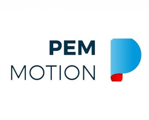 PEM Motion Logo