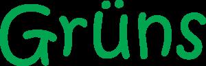 Grüns Logo
