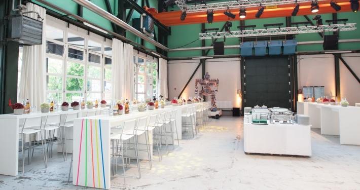 Werkstatt (© Ricarda Spiegel / EUREF AG)