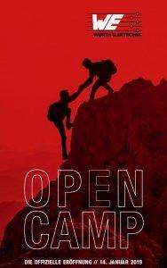 OpenCamp WE
